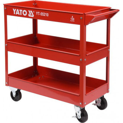 Picture of 3 TRAYS TOOL CART