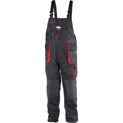 Picture of WORK BIB OVERALL SIZE L