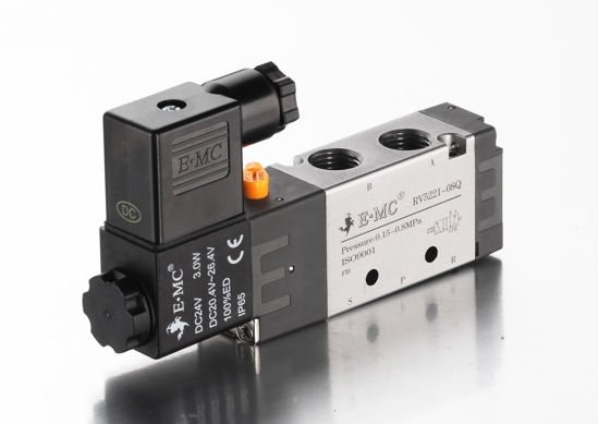 Picture of Low Power Solenoid Valve