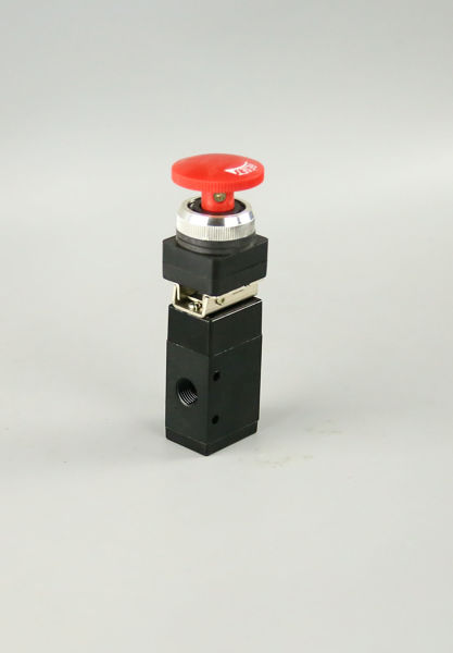 Picture of Mechanical Valve (Reset Button)