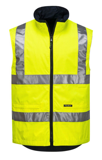 Picture of ANTISTATIC REVERSIBLE VEST