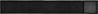 Picture of Bar Mat 58x8x1cm Black