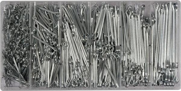 Picture of 1000 PCS SPLIT PINS ASSORTMENT