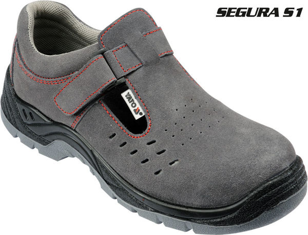 Picture of SEGURA SAFETY SANDALS SIZE 43