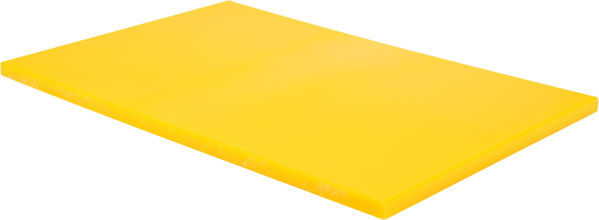 Picture of CHOPPING BOARD 600x400x20 YELLOW